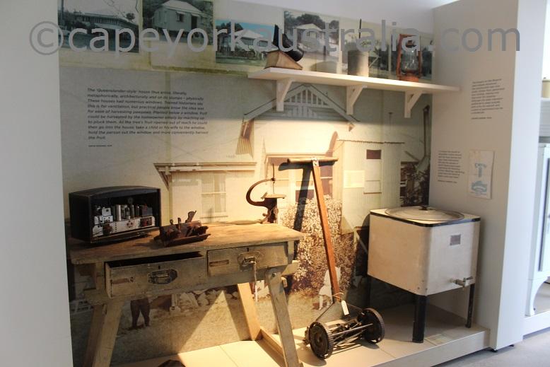 cairns museum first settlers