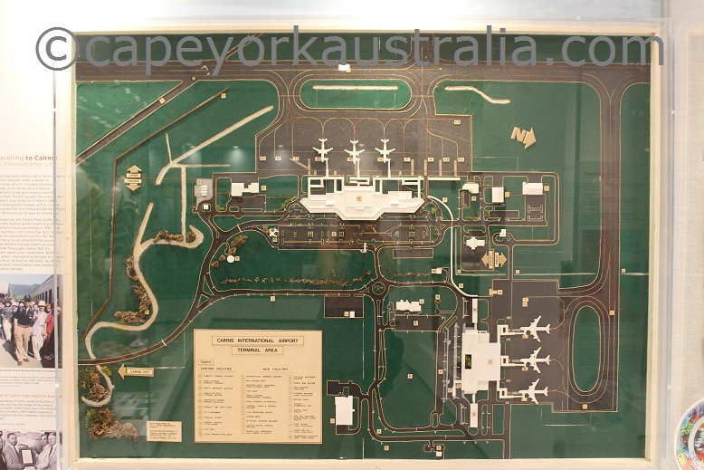 cairns museum international airport