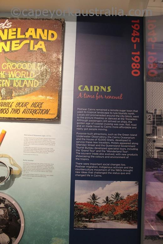 cairns museum marineland melanesia