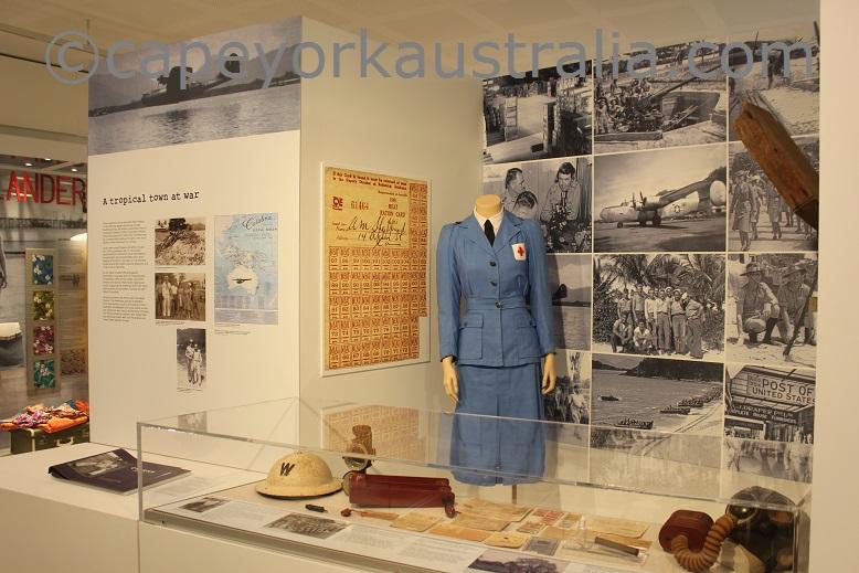 cairns museum second world war