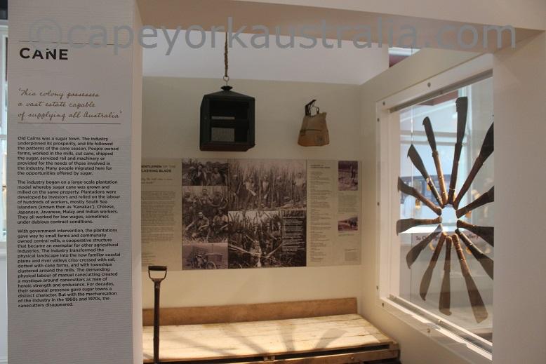 cairns museum sugar cane