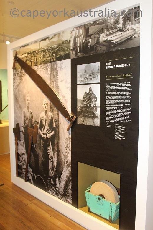 cairns museum timber
