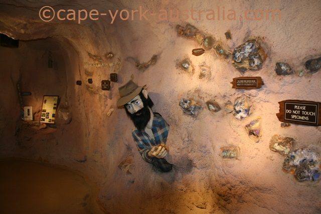 cairns outback opal mine