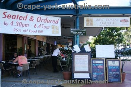 cairns restaurants