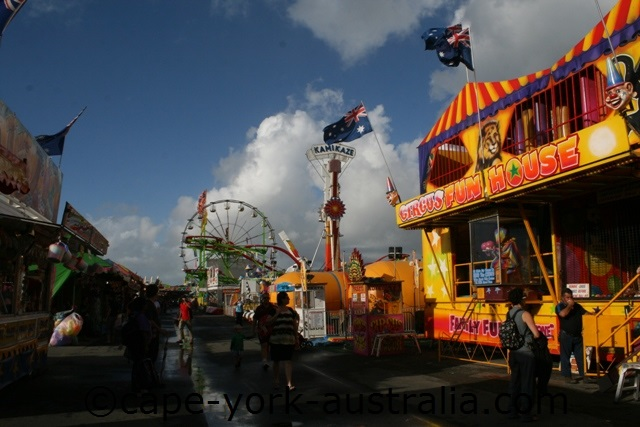cairns show kids activities