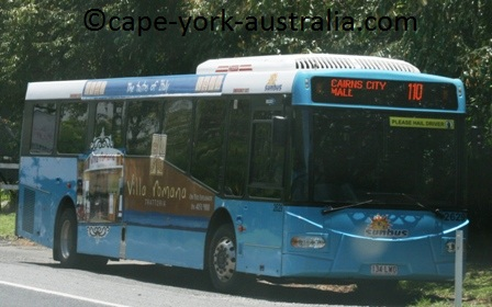 cairns transport