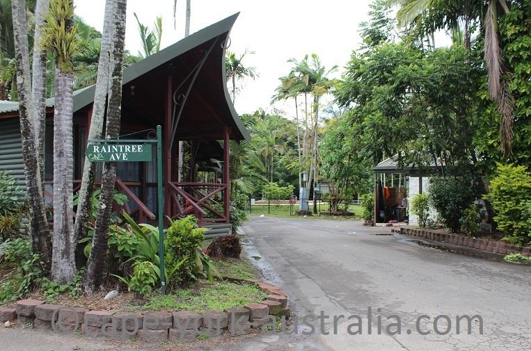 cairns villa and leisure caravan park