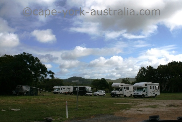 camping cooktown