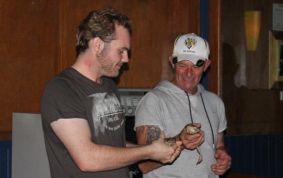 cane toad races port douglas