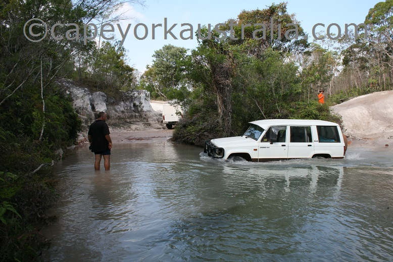 cannibal creek cape york
