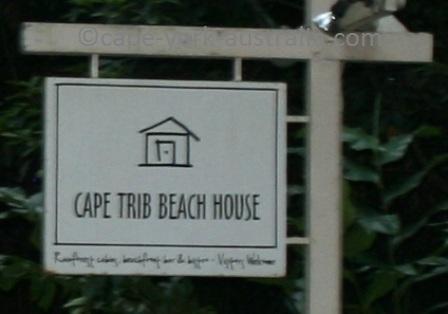 cape tribulation beach house