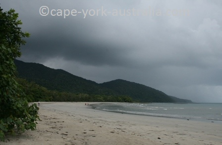 cape tribulation weather