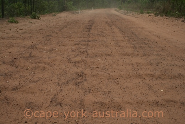 cape york corrugations
