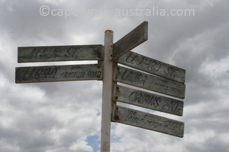 cape york distances