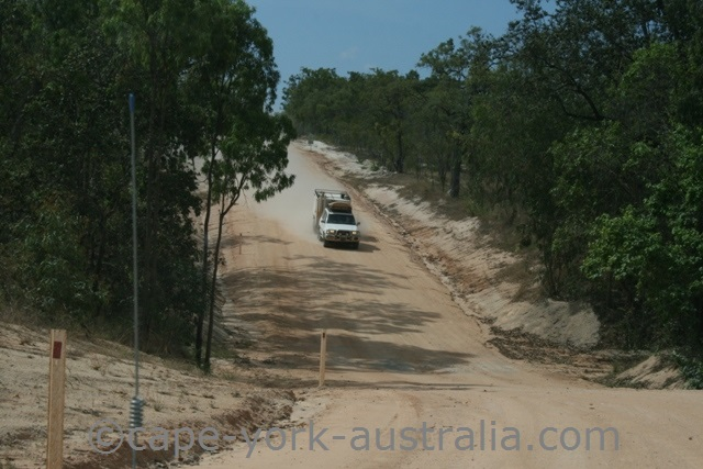 cape york driving