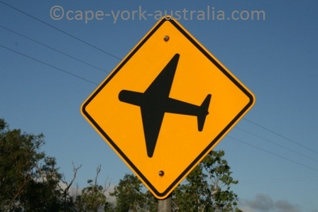 cape york flights
