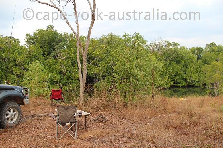 cape york free camping