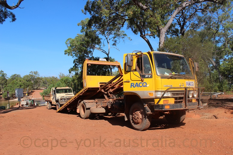 cape york mechanical repairs