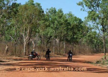 cape york motorcycle adventures