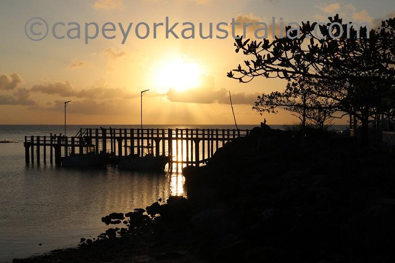 yam island jetty