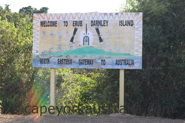 darnley island