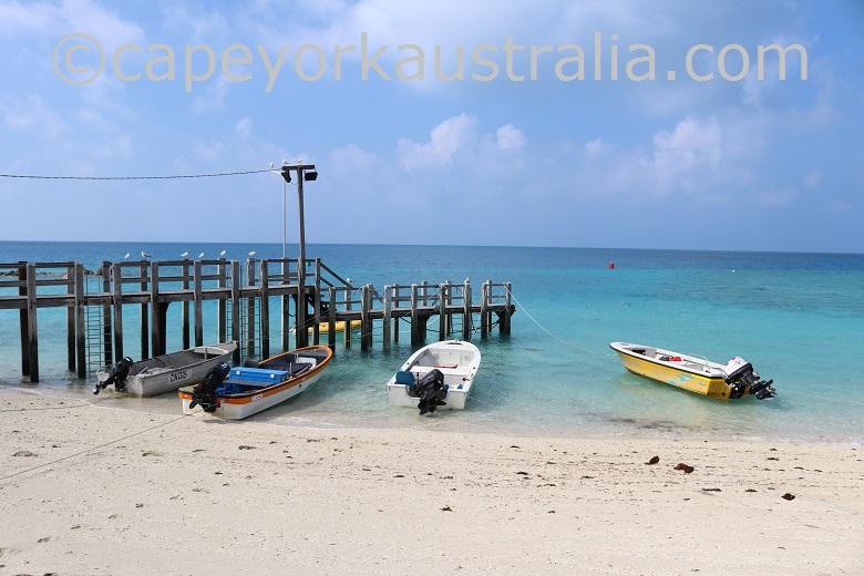 poruma coconut island jetty