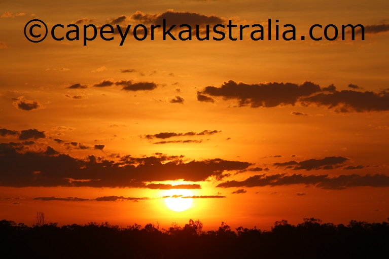 king junction sunset