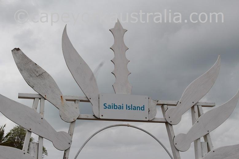 saibai island
