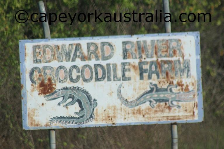 pormpuraaw croc farm