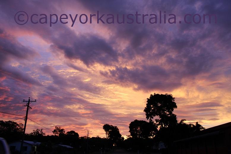 umagico sunset