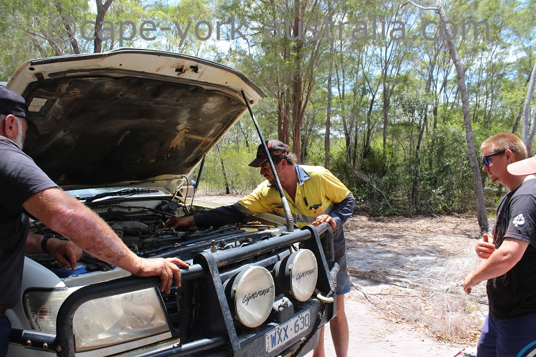 cape york roadside assistance-