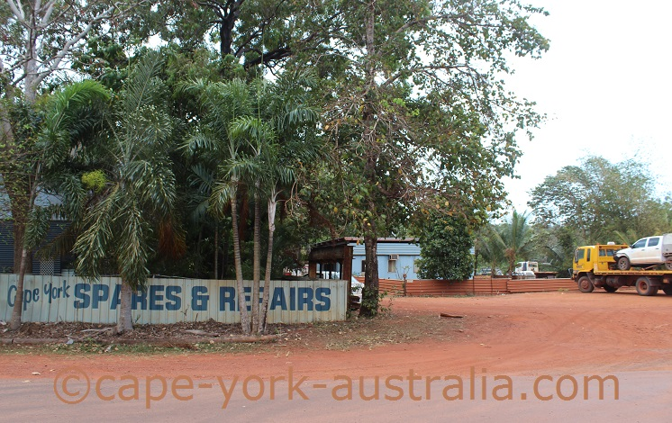 cape york spares and repairs
