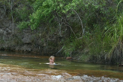 cape york swimming
