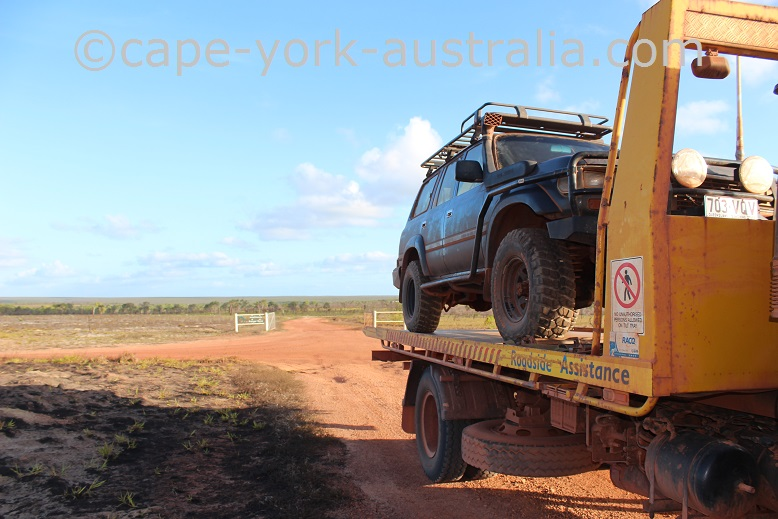 cape york towing