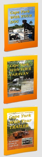 cape york dog caravan trailer