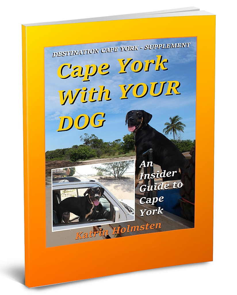 destination cape york dog supplement