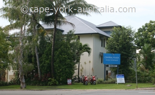 central plaza resort apartments port douglas