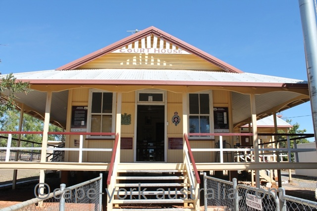 chillagoe courthouse museum