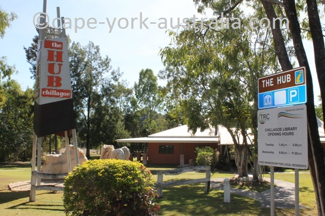 chillagoe hub