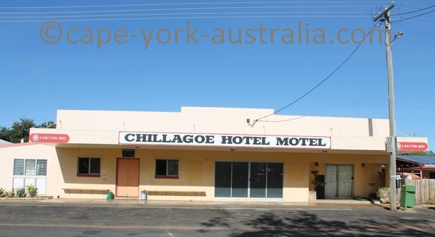 chillagoe motel