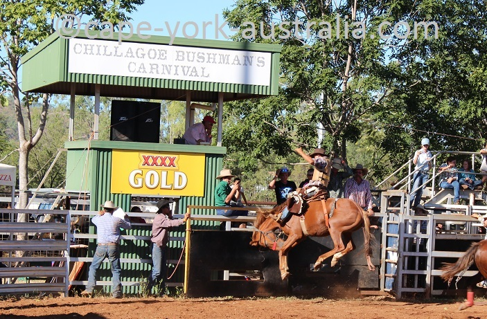 chillagoe rodeo