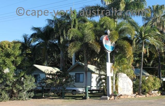 chillagoe tourist village