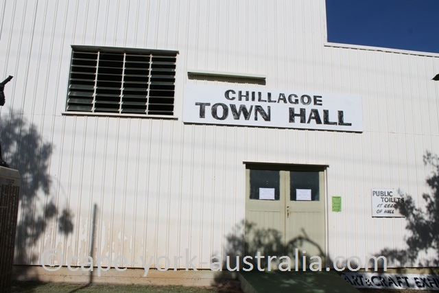 chillagoe town hall