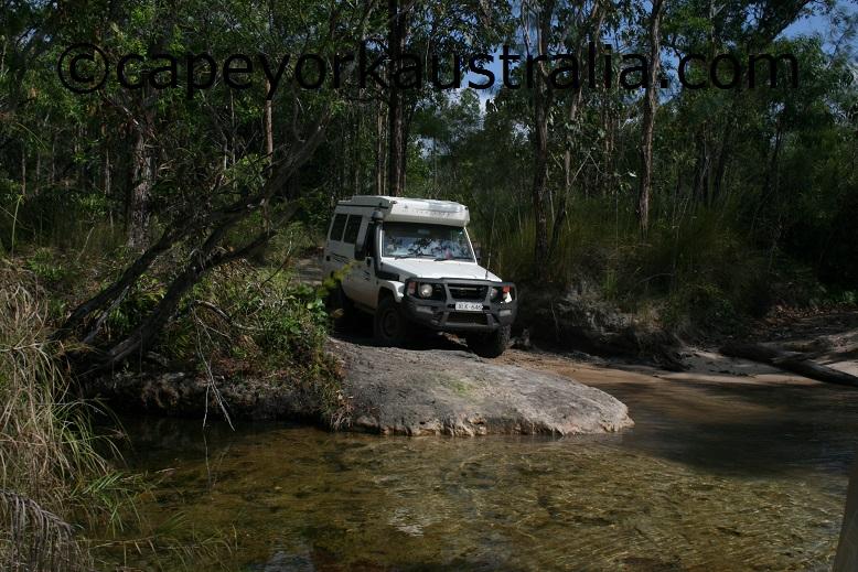 cholmondeley creek