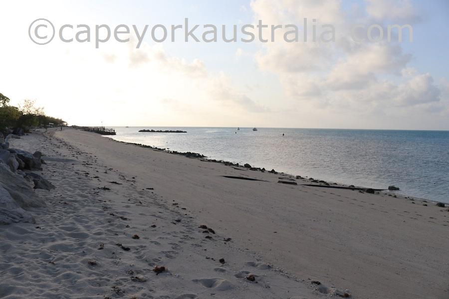 coconut island jetty