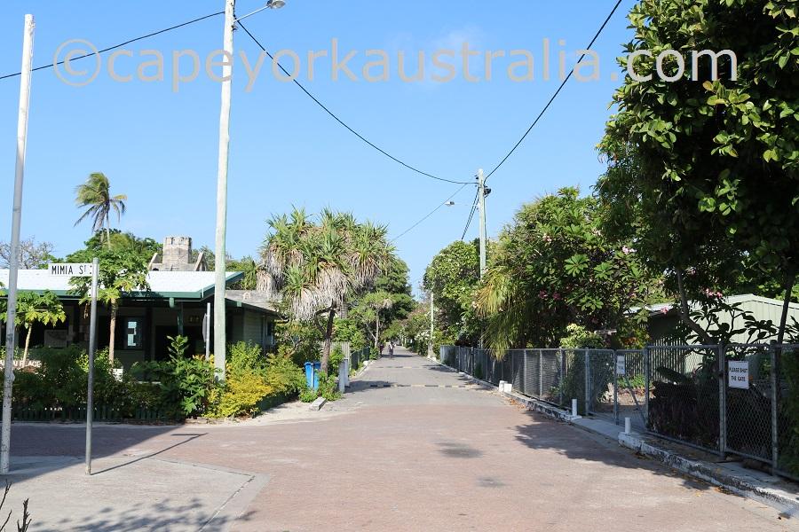 coconut island streets