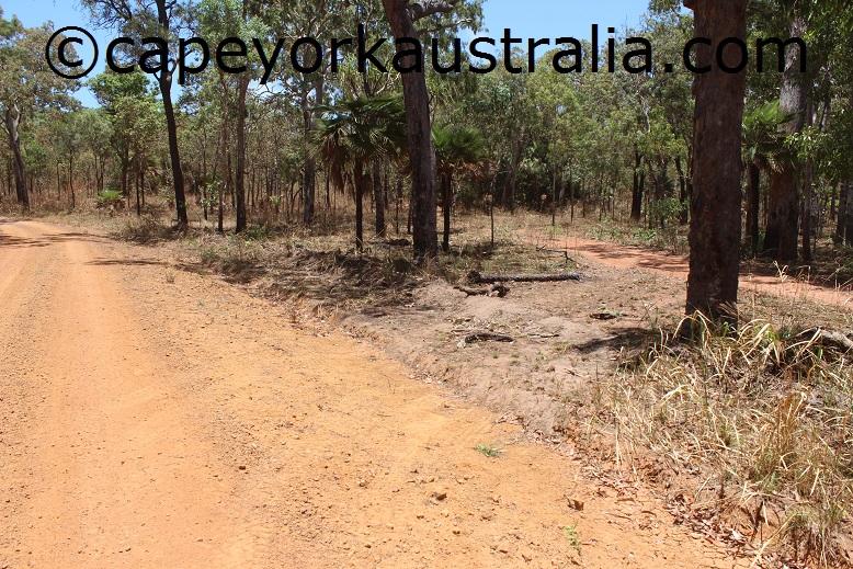 cody hill track entrance