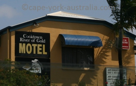 cooktown accommodation