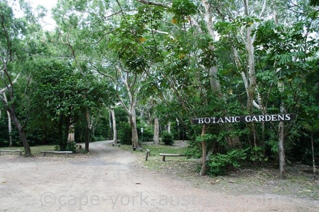 cooktown botanic gardens