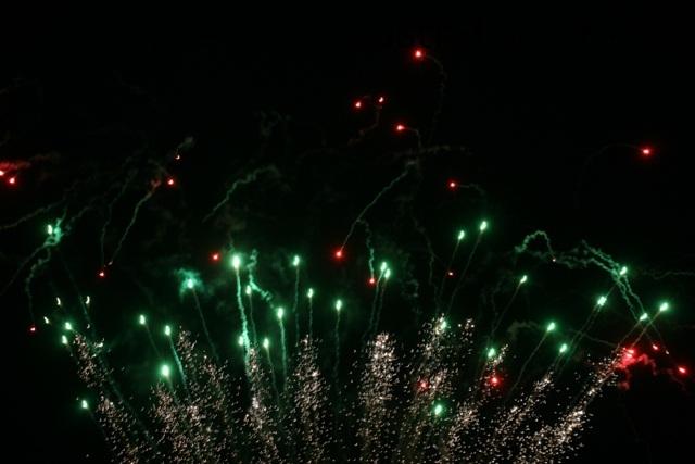 cooktown festival fireworks